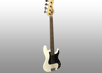 フェンダー-スクワイヤー-PRECISION-BASS-4弦ベース--