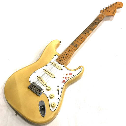 フェンダー ジャパン エレキギター