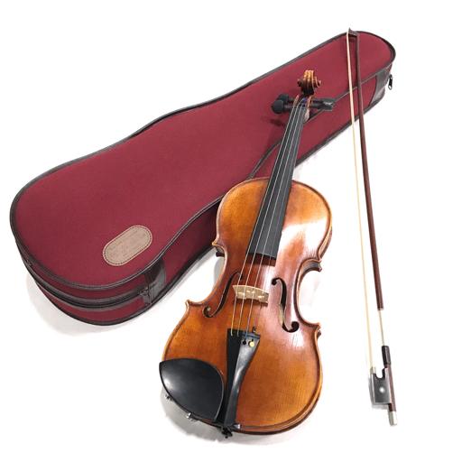 ゲバ バイオリン 44 2016年製 アルシェ弓
