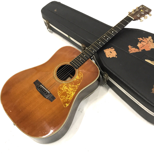 K.ヤイリ DY-28 アコースティックギター 1978年製