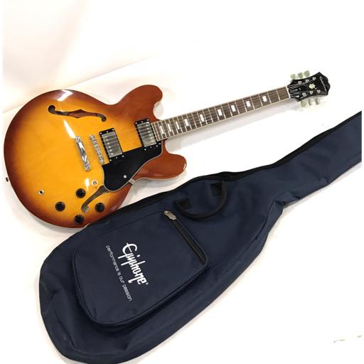 エピフォン セミアコギター 弦楽器 ES355 PRO